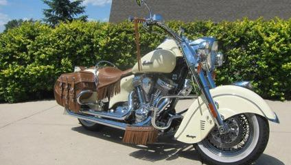 2009 indian chief vintage absolutely beautiful bike for sale in charlotte north carolina. Black Bedroom Furniture Sets. Home Design Ideas