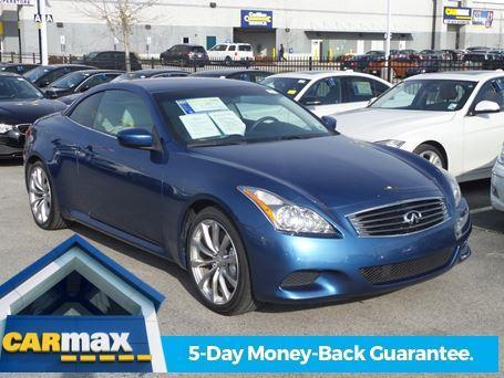 2009 infiniti g37 convertible sport sport 2dr convertible. Black Bedroom Furniture Sets. Home Design Ideas