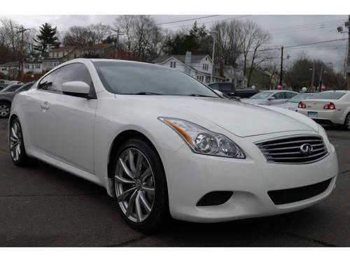 2009 infiniti g37 coupe 2 dr coupe journey for sale in new. Black Bedroom Furniture Sets. Home Design Ideas
