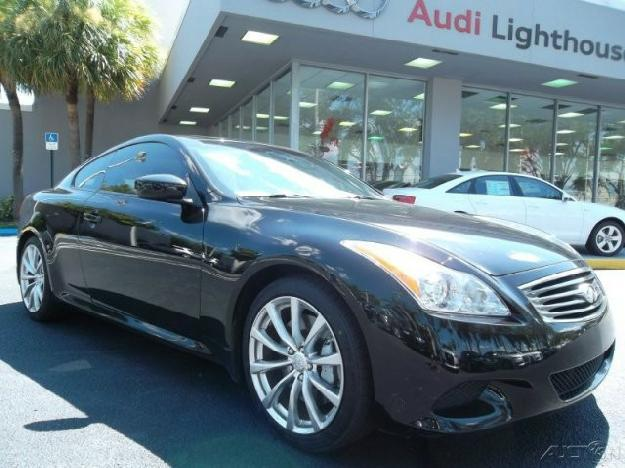 2009 infiniti g37 coupe 2dr sport rwd for sale in lighthouse point. Black Bedroom Furniture Sets. Home Design Ideas