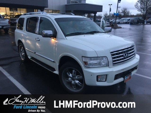 2009 infiniti qx56 base 4x4 base 4dr suv for sale in provo utah classified. Black Bedroom Furniture Sets. Home Design Ideas