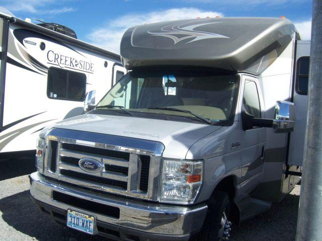 2009 itasca cambria 28ft b motorhome 2009 winnebago for Department of motor vehicles carson city nevada
