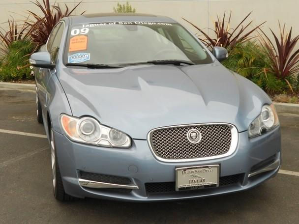 2009 jaguar xf for sale in san diego california. Black Bedroom Furniture Sets. Home Design Ideas