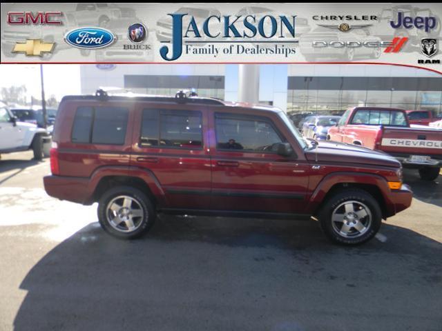2009 jeep commander 4x4 sport 4dr suv for sale in decatur. Black Bedroom Furniture Sets. Home Design Ideas