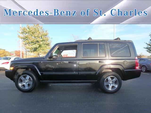 2009 jeep commander sport 4x4 sport 4dr suv for sale in. Black Bedroom Furniture Sets. Home Design Ideas