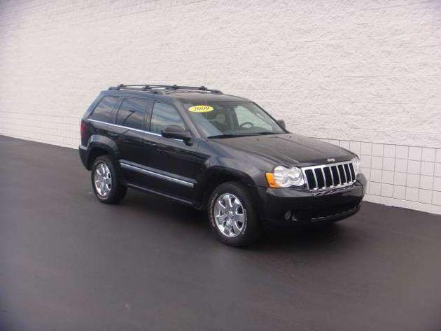 2009 Jeep Grand Cherokee in Midland - $25944.0