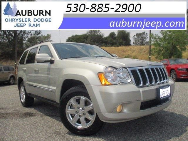 2009 jeep grand cherokee limited 4x4 limited 4dr suv for sale in auburn california classified. Black Bedroom Furniture Sets. Home Design Ideas
