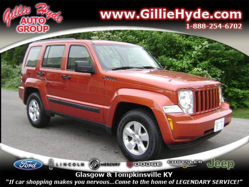 2009 Jeep Liberty SUV 4X4 4x4 for Sale in Dry Fork ...