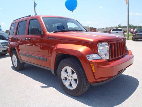 2009 Jeep Liberty SUV 4X4 Sport for Sale in Neuse Forest ...