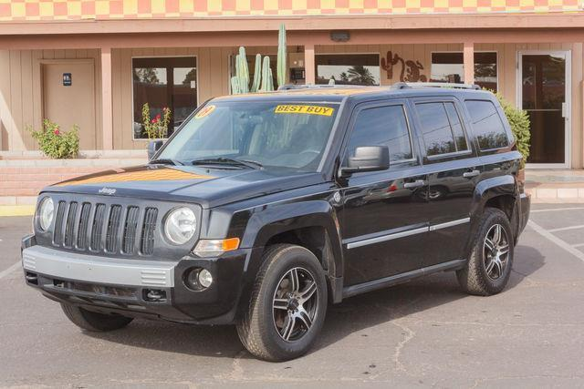 2009 jeep patriot limited 4x4 limited 4dr suv for sale in tucson arizona classified. Black Bedroom Furniture Sets. Home Design Ideas