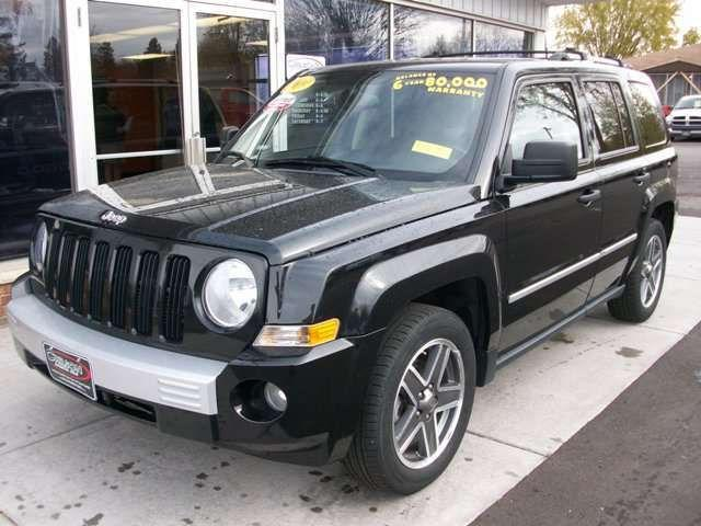 2009 jeep patriot limited for sale in cadott wisconsin classified. Black Bedroom Furniture Sets. Home Design Ideas