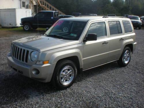 2009 jeep patriot sport 4wd for sale in butler. Black Bedroom Furniture Sets. Home Design Ideas
