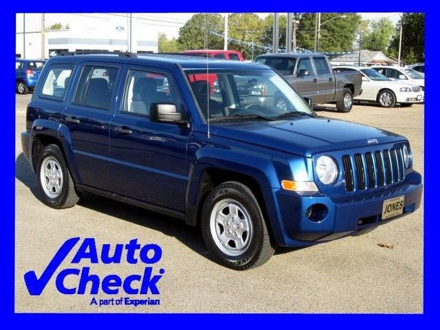 2009 Jeep Patriot Sport For Sale In Savannah Tennessee