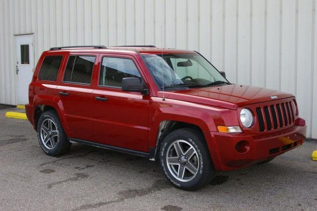 2009 jeep patriot sport for sale in grinnell iowa. Black Bedroom Furniture Sets. Home Design Ideas