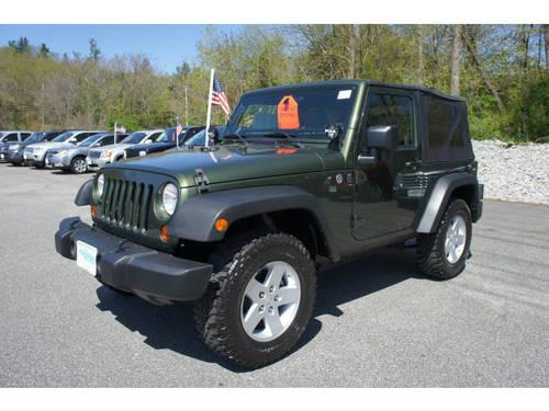 2009 jeep wrangler suv 4x4 x for sale in beemerville new jersey classified. Black Bedroom Furniture Sets. Home Design Ideas