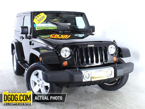 2009 jeep wrangler suv sahara for sale in san jose california classified. Black Bedroom Furniture Sets. Home Design Ideas