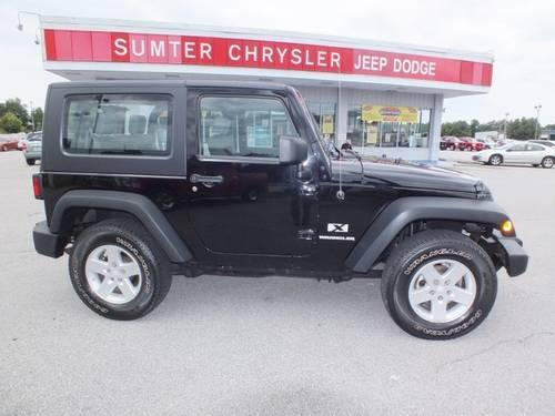2009 jeep wrangler suv x for sale in bon air south carolina classified. Black Bedroom Furniture Sets. Home Design Ideas