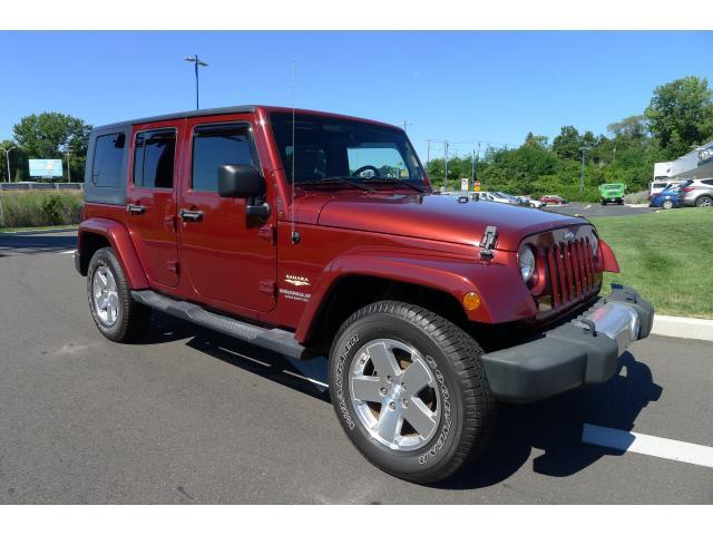 2009 jeep wrangler unlimited sahara 4x4 sahara 4dr suv w front side airbags for sale in new. Black Bedroom Furniture Sets. Home Design Ideas