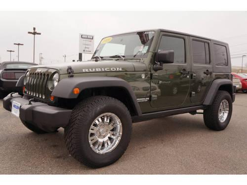 2009 jeep wrangler unlimited suv 4x4 rubicon for sale in east hanover new jersey classified. Black Bedroom Furniture Sets. Home Design Ideas