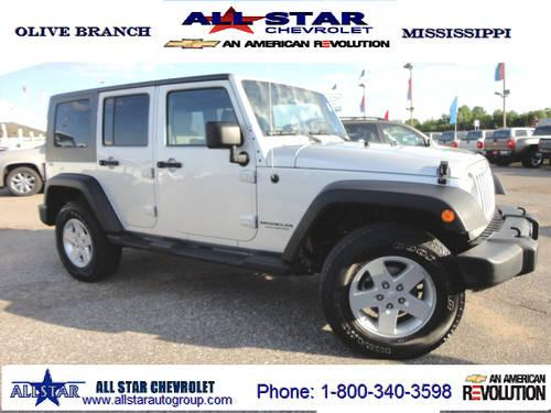 2009 jeep wrangler unlimited suv 4x4 x for sale in mineral wells mississippi classified. Black Bedroom Furniture Sets. Home Design Ideas
