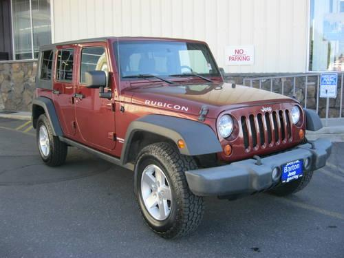 2009 jeep wrangler unlimited suv rubicon for sale in. Black Bedroom Furniture Sets. Home Design Ideas