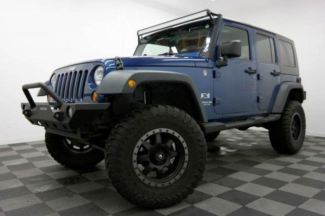 2009 jeep wrangler unlimited x 4x4 x 4dr suv for sale in tacoma washington classified. Black Bedroom Furniture Sets. Home Design Ideas