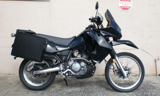 2009 Kawasaki Klr 650 For Sale In Clermont Florida Classified