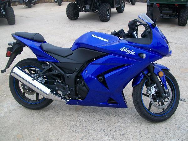 2009 kawasaki ninja 250r for sale in vici oklahoma classified. Black Bedroom Furniture Sets. Home Design Ideas