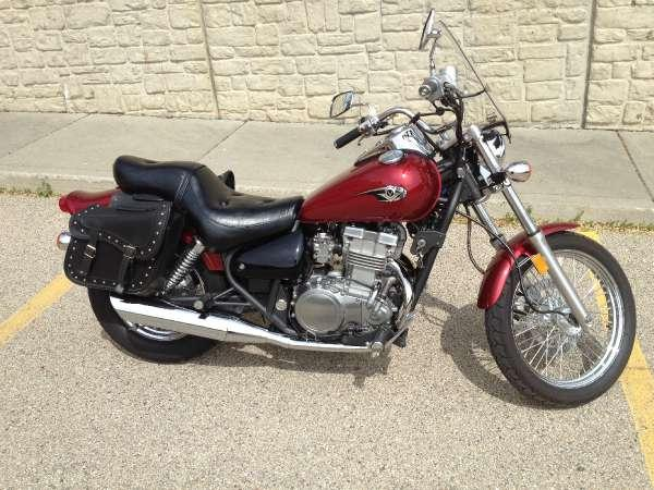 2009 Kawasaki Vulcan 500 LTD for Sale in Elgin, Illinois ...