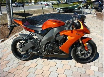 2009 Kawasaki ZX10R -10R for Sale in Deland, Florida Classified ...
