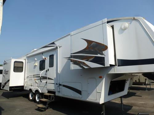 2009 Keystone Cougar 316qbs For Sale In Grand Rapids