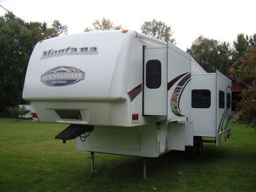 2009 Keystone Montana Mountaineer 28rl For Sale In Kenwood