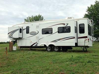 2009 Keystone Mountaineer For Sale In Perkins Oklahoma