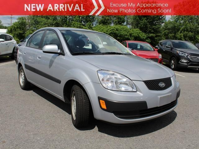 2009 Kia Rio Base 4dr Sedan