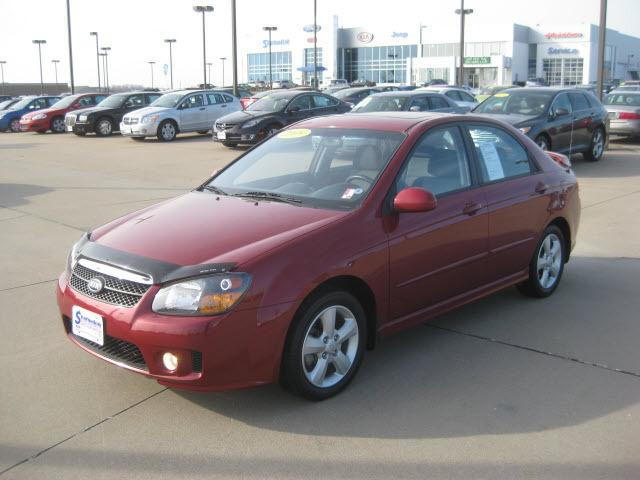 2009 Kia Spectra SX for Sale in West Burlington, Iowa ...