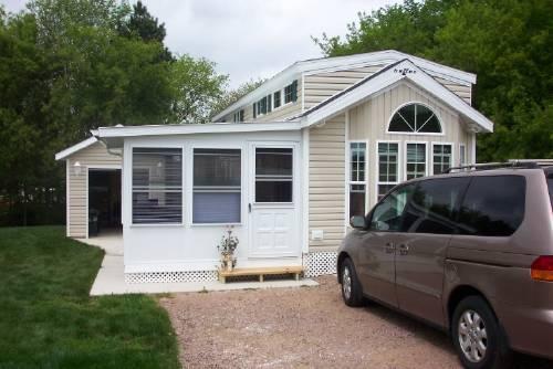 2009 Kropf Park Model For Sale In Altoona Wisconsin