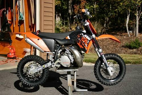 2009 ktm 50 sx junior purchased new november 2011 for sale in auburn alabama classified. Black Bedroom Furniture Sets. Home Design Ideas