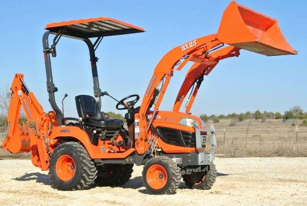 Kubota Brush Guard Parts : Kubota bx for sale in granbury texas classified