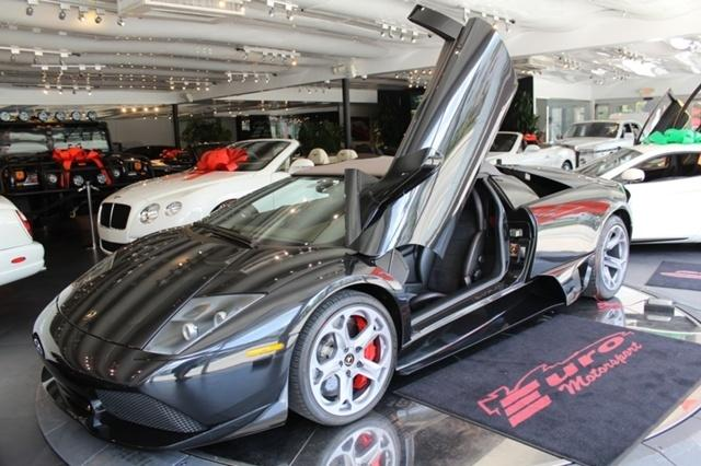 2009 Lamborghini Murcielago LP640 Price On Request