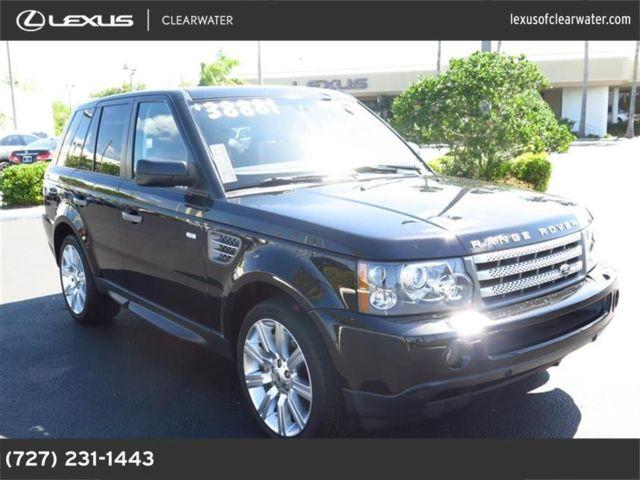 2009 land rover range rover sport for sale in clearwater florida classified. Black Bedroom Furniture Sets. Home Design Ideas