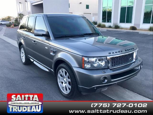 2009 land rover range rover sport hse 4x4 hse 4dr suv for sale in crystal nevada classified. Black Bedroom Furniture Sets. Home Design Ideas