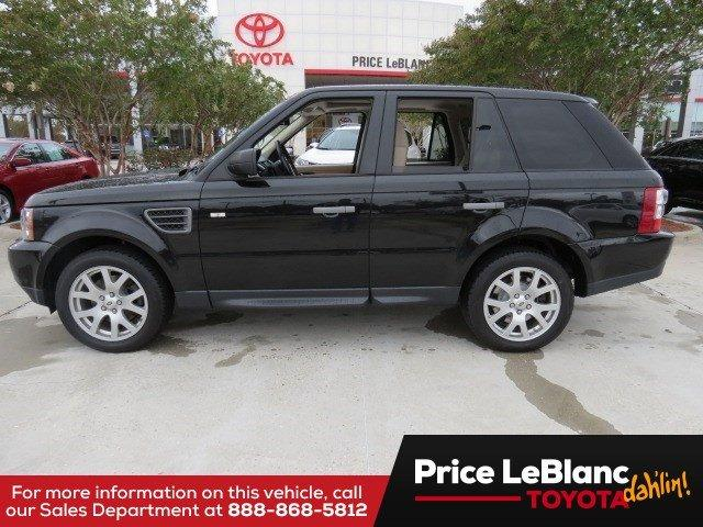 2009 land rover range rover sport hse baton rouge la for sale in baton rouge louisiana. Black Bedroom Furniture Sets. Home Design Ideas
