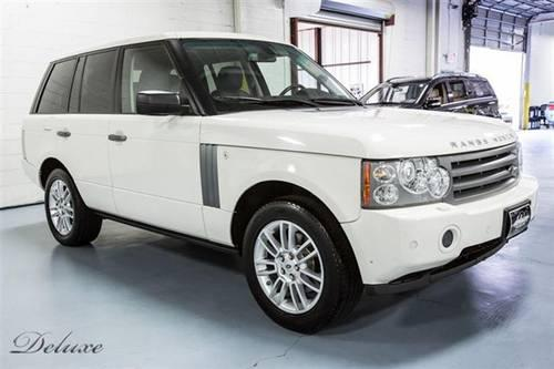 2009 land rover range rover suv 4wd 4dr hse awd suv for sale in linden new jersey classified. Black Bedroom Furniture Sets. Home Design Ideas