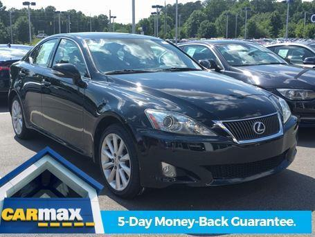 2009 lexus is 250 base awd 4dr sedan for sale in raleigh north carolina classified. Black Bedroom Furniture Sets. Home Design Ideas