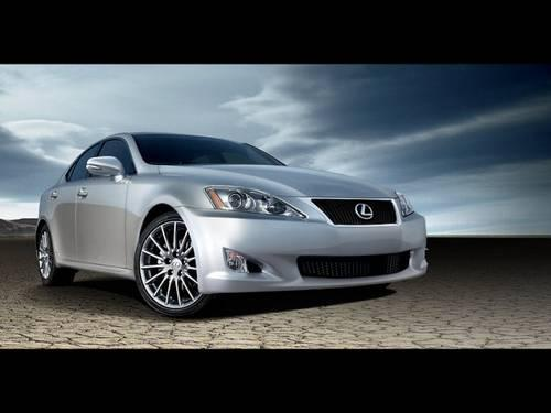 2009 LEXUS IS 250 Sedan 4dr Sport Sdn Auto AWD
