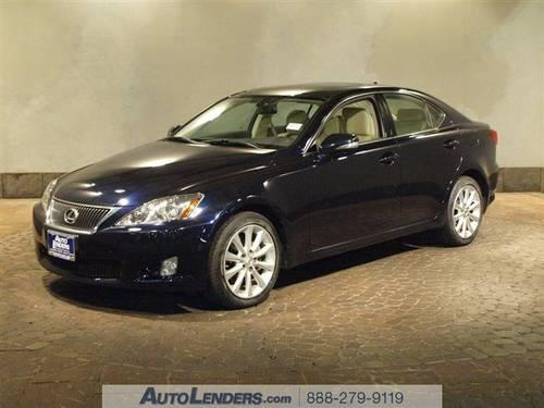 2009 lexus is 250 sedan 4dr sport sdn auto awd for sale in hulmeville pennsylvania classified. Black Bedroom Furniture Sets. Home Design Ideas