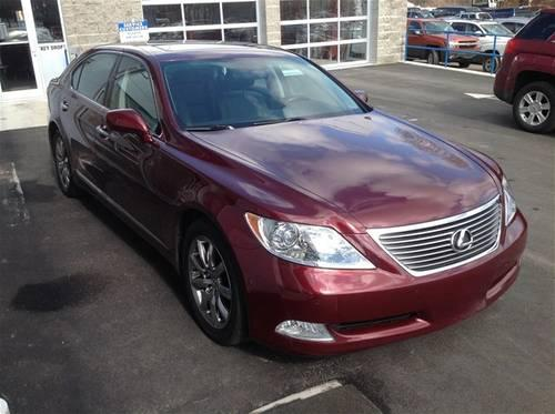 2009 lexus ls 460 sedan lwb for sale in terryville connecticut classified. Black Bedroom Furniture Sets. Home Design Ideas