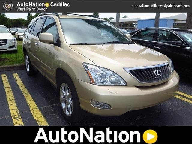 2009 lexus rx 350 for sale in west palm beach florida classified. Black Bedroom Furniture Sets. Home Design Ideas