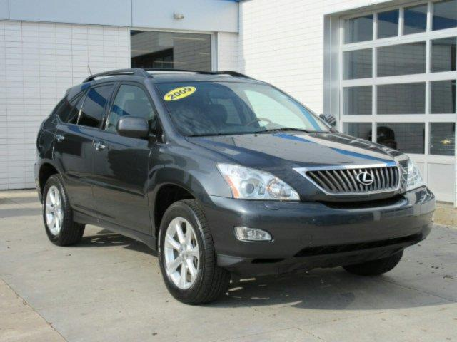 2009 lexus rx 350 base awd 4dr suv for sale in meskegon michigan classified. Black Bedroom Furniture Sets. Home Design Ideas