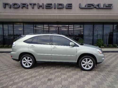 2009 lexus rx 350 suv fwd for sale in houston texas. Black Bedroom Furniture Sets. Home Design Ideas